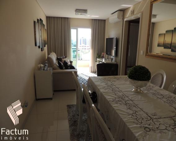 Apartamento Para Locação No Condomínio Toscana Vila Santa Catarina, Americana - Ap00490 - 33987550
