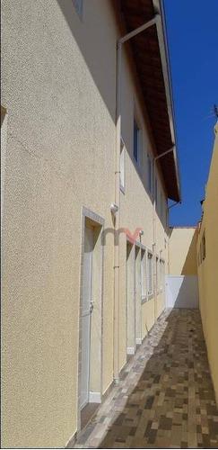 Imagem 1 de 23 de Casa À Venda, 61 M² Por R$ 199.000,00 - Vila Assunção - Praia Grande/sp - Ca0771