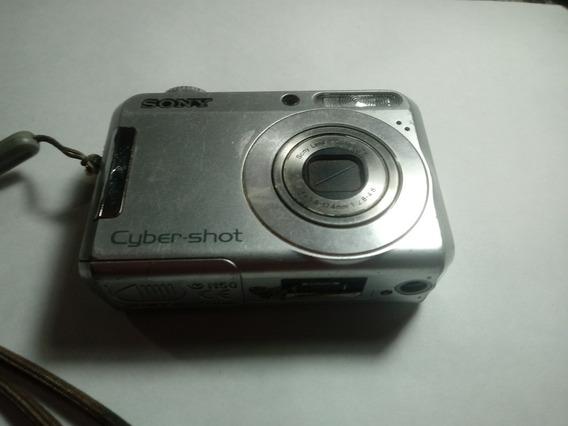 Câmera Digital Sony Cyber-shot Dsc-s650, Usada, Sem Garantia