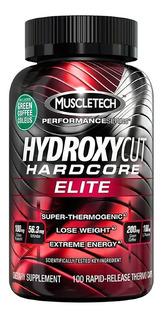 Hydroxycut Hardcore Elite 100 Cápsulas Muscletech
