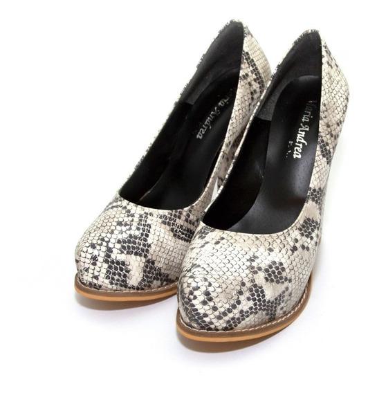 Zapatos Stiletto Vibora Class Express Art. 1625vp