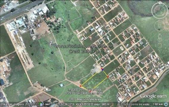 Terreno À Venda, 20800 M² Por R$ 3.744.000,00 - Residencial Esperança - Caçapava/sp - Te0958