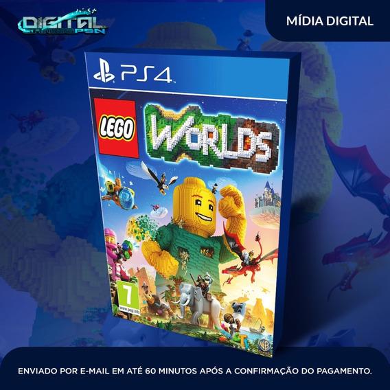 Lego Words Ps4 Game Digital Psn Completo Envio Em 2 Horas