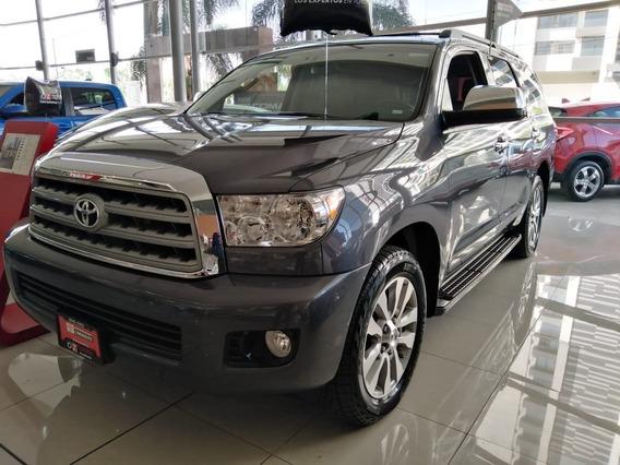 Toyota Sequoia Limited 2013 Comonuevo