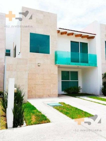 Casa En Renta En Cluster Vista Marques Lomas De Angelopolis