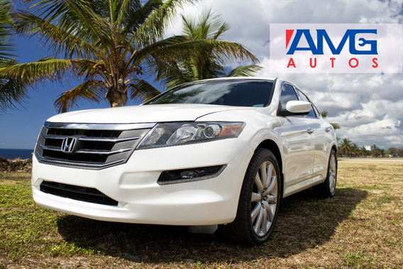Honda Accord Crosstour 2010 Blanco