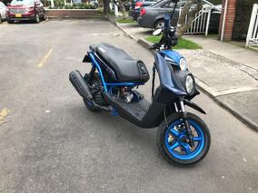 Yamaha Bws X 2017