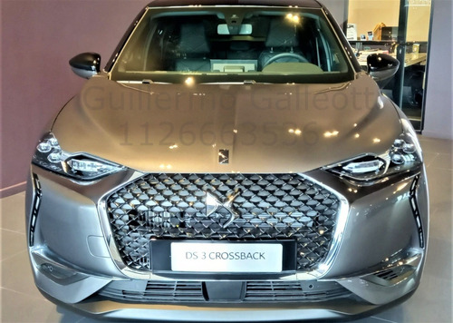 Ds3 Crossback So Chic At 155cv 2020 Gris Oscuro