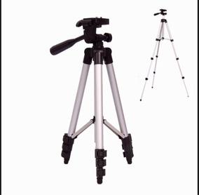 Tripé Câmera Profissional 1.2 Metros C/nível+bolsa Brinde
