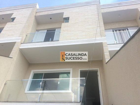 Sobrado Residencial À Venda, Vila Matilde, São Paulo - So0654. - So0654