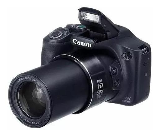 Maquina Canon Sx530c/ N. F. Ñ Envio P/algumas Cidades