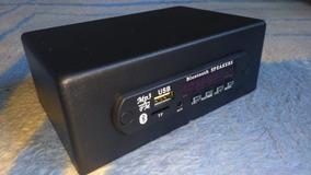 Tocador De Pen Drive, Bluetooth Para Minisystems / Receivers
