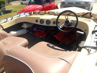 Bote Y Motor 1985