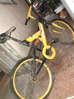 Bicleta Todoterreno
