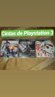 Cintas Playstation 3
