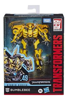 Transformers Studio Series Bumblebee Camaro 49 Deluxe