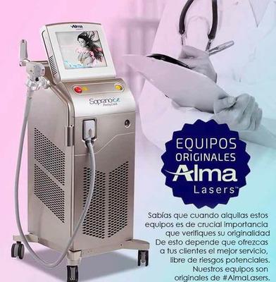 Alquiler Soprano Ice Crio4 Venus Legacy Jett Plasma Lift