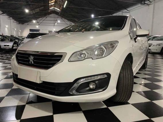 Peugeot 408 1.6 Active 115cv 2017 Blanco Cpm