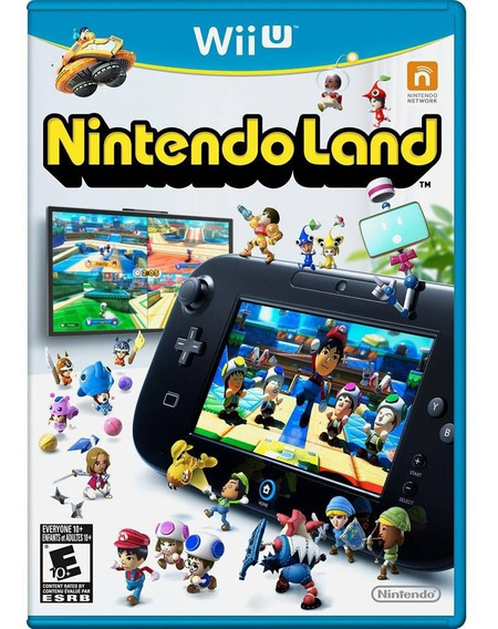 Nintendoland Seminovo Top! Loja Física!