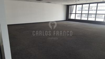 Conjunto Comercial Bem Localizada, Cirqueira Cesar Av Paulista, Proprietario Estuda Carencia - Cf26442