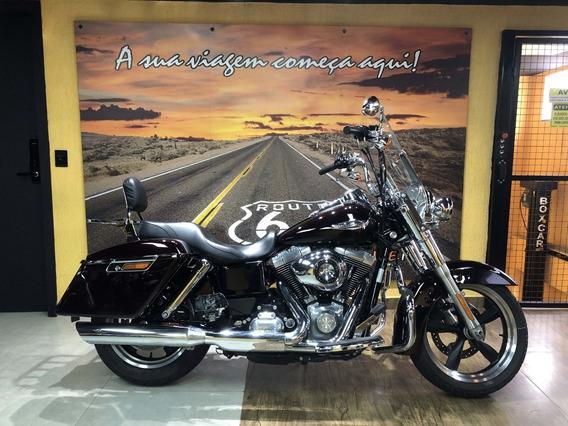 Harley Davidson Dyna Swichtback 2014 Impecavel