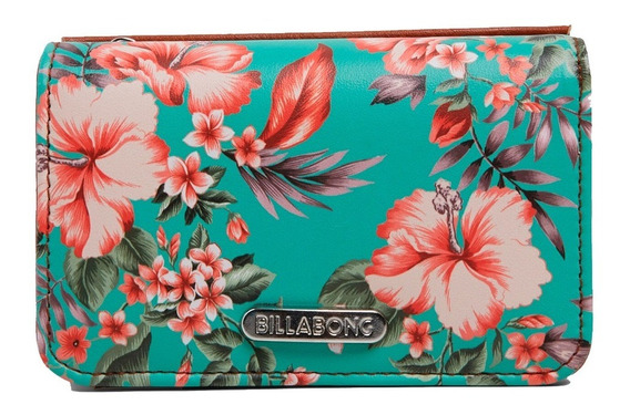 Billetera Billabong Perfect Day Wallet Mujer - Jawt1bpd