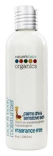 Naturaleza S Bebé Organics Orgánica Humectante Botellas Faci