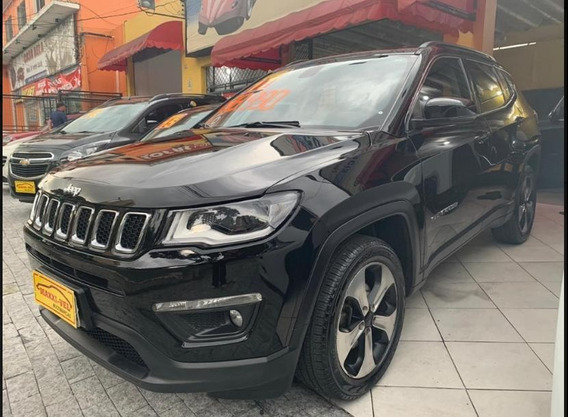 Jeep Compass 2.0 Longitude Flex Aut. 5p 2017 Pack Premium