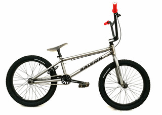 Bici Raleigh Jumpx4 Freestyle Bmx Nueva Línea- Belgrano