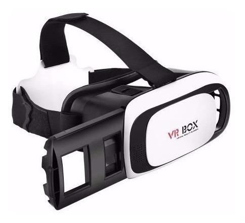 Óculos Vr Box 2.0 Android Ios 3d + Controle