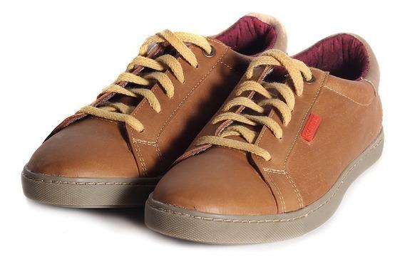 Zapatillas Hombre 8050 Cuero Scarpino