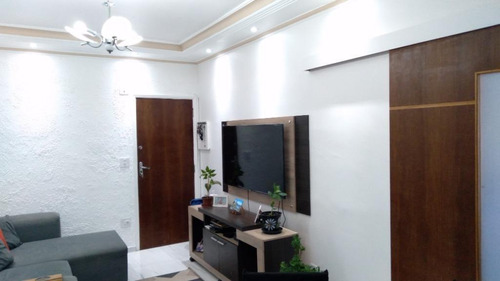 Apartamento À Venda, 41 M² Por R$ 275.000,00 - Estuário - Santos/sp - Ap5971