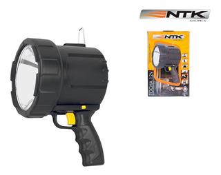 Lanterna Tocha 12v Cilibrim Foco De Mão Tático Ntk