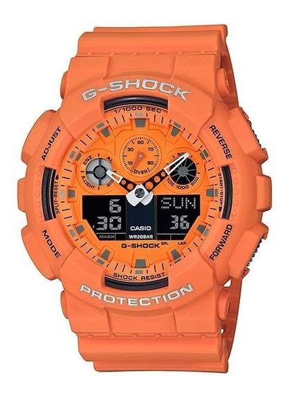 Relógio Masculino Ga-100rs-4