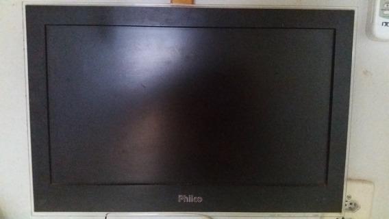 Tv Philco 19 Polegadas Modelo Ph19d20dm Led (defeito N Tela)