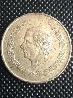 Lote De 30 Monedas 1953 Hidalgo Laureles
