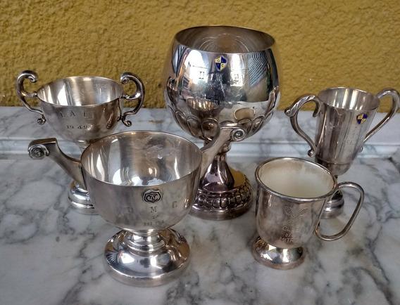 Antiguos Trofeos De Tenis Precio Por Cada Uno
