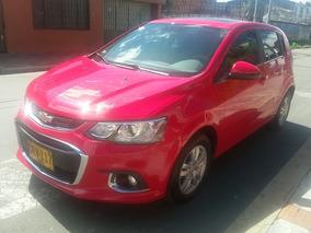 Chevrolet Sonic Lt Mecánico Mcm Nueva Cara Súper Económico!!