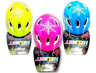 Casco Rodaditos Monopatin Bici Skate Rollers Proteccion