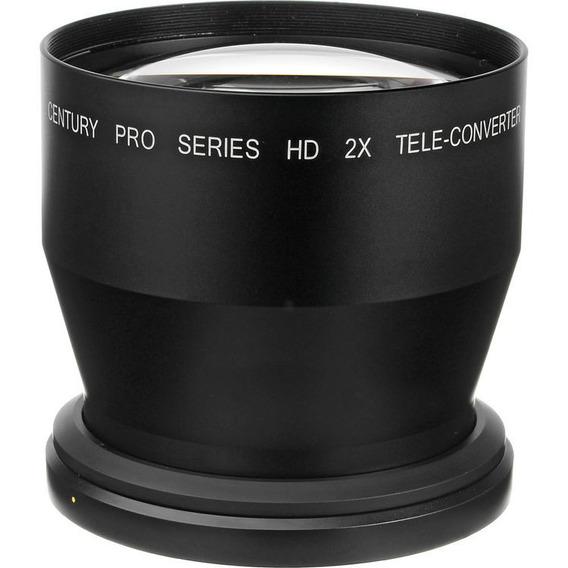 Duplicador De Zoom 2x P/ Sony Ex1, Ex3, Pmw-200, Pmw-300