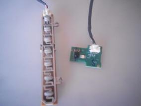 Teclado E Sensor Tv Aoc 26w831a