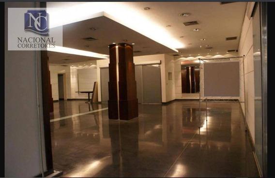 Galpão Para Alugar, 9400 M² Por R$ 430.000/mês - Chácara Santo Antônio (zona Sul) - São Paulo/sp - Ga0664