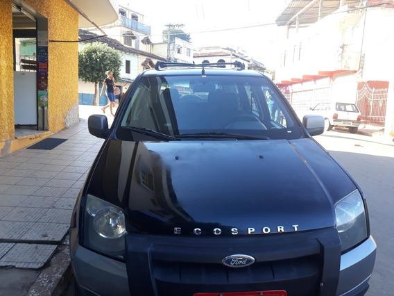 Ford Ecosport 2006 1.6 Xls Freestyle Flex 5p