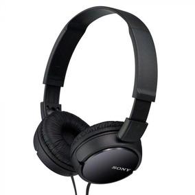 Fone De Ouvido Sony Mdr-zx110 Headphone Dobrável Preto