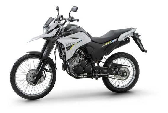 Yamaha Xtz Lander 250 Abs 0 Km 2020 Branca