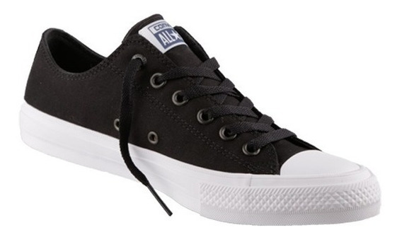 Converse The Chuck Taylor All Star 2 Ox 150149c Black Unisex