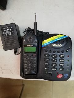 Teléfono Inalambrico Larga Distancia Senao Sn-358