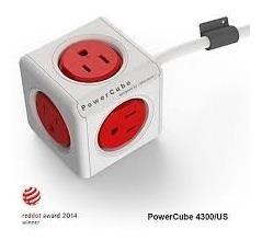 Regleta De Corriente Powercube - 4300 Extencion