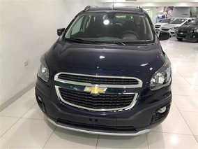 Chevrolet Spin Lt Financiada Cuotas Sin Interes