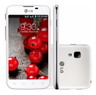 Lg L5 E455f Tela 4 4gb Exp. Wifi Bluetooth Novo